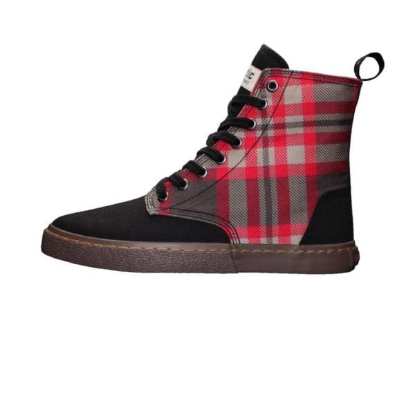 Fair Sneaker Brock Tartan Rough Rug von Ethletic
