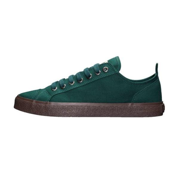 Fair Sneaker Goto Lo Emerald Velvet von Ethletic