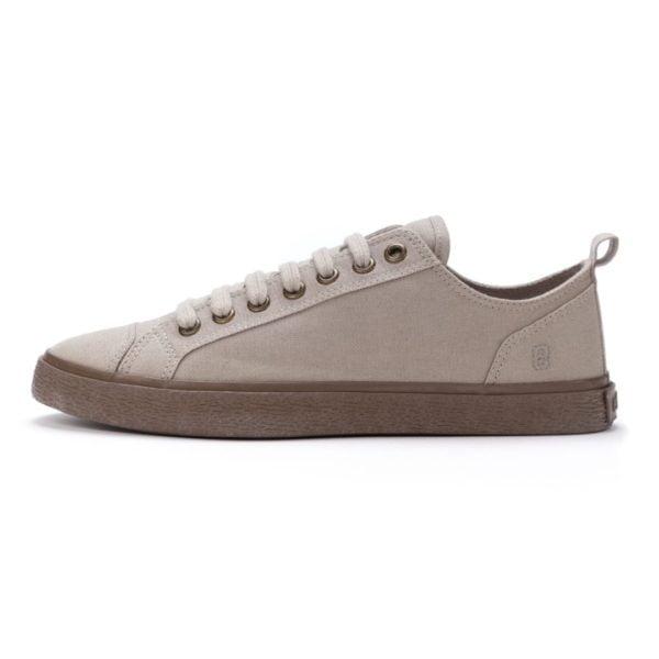 Fair Sneaker Goto Lo Frozen Olive von Ethletic