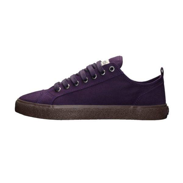 Fair Sneaker Goto Lo Grape Velvet von Ethletic