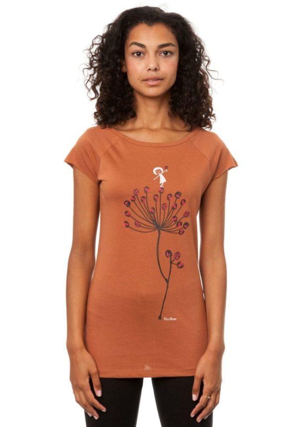 T-Shirt Blütenstempel  von FellHerz