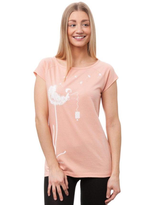 T-Shirt Pusteblume  von FellHerz