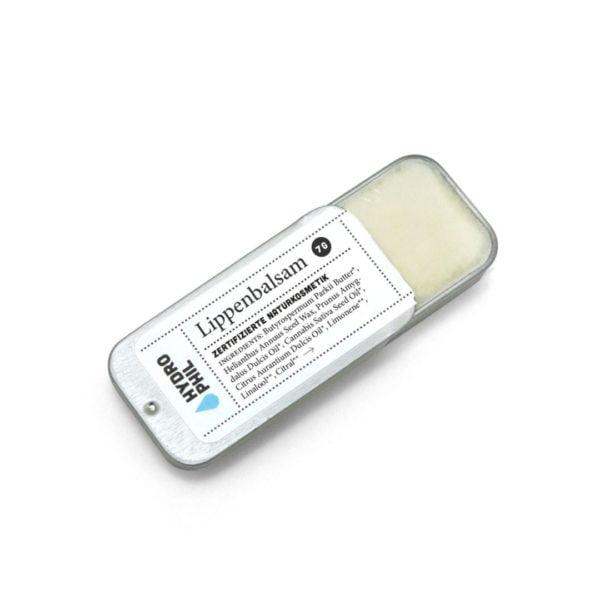 Lippenbalsam – neue Rezeptur von Hydrophil