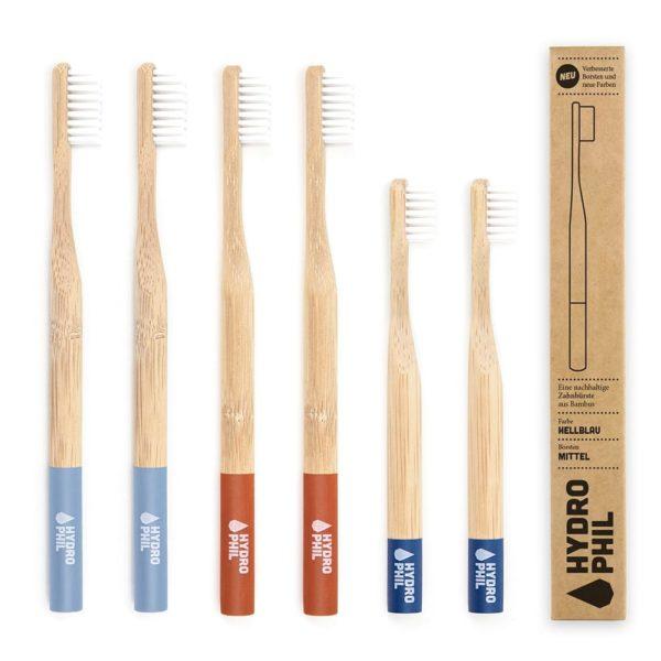 Zahnbürste Family Pack von Hydrophil