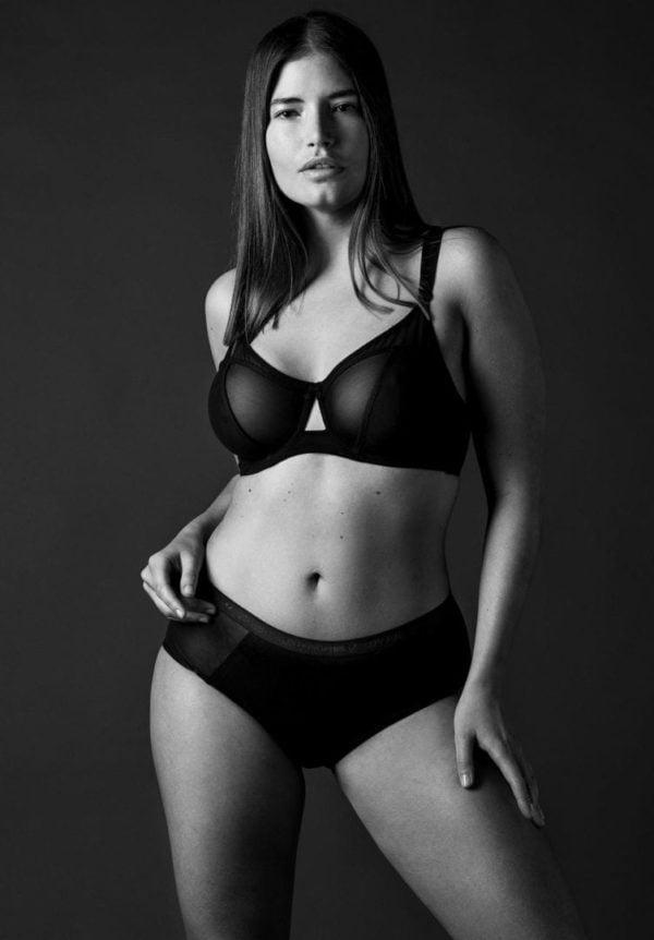 Damen BH SPEEDWELL Curve Style Schwarz von LovJoi