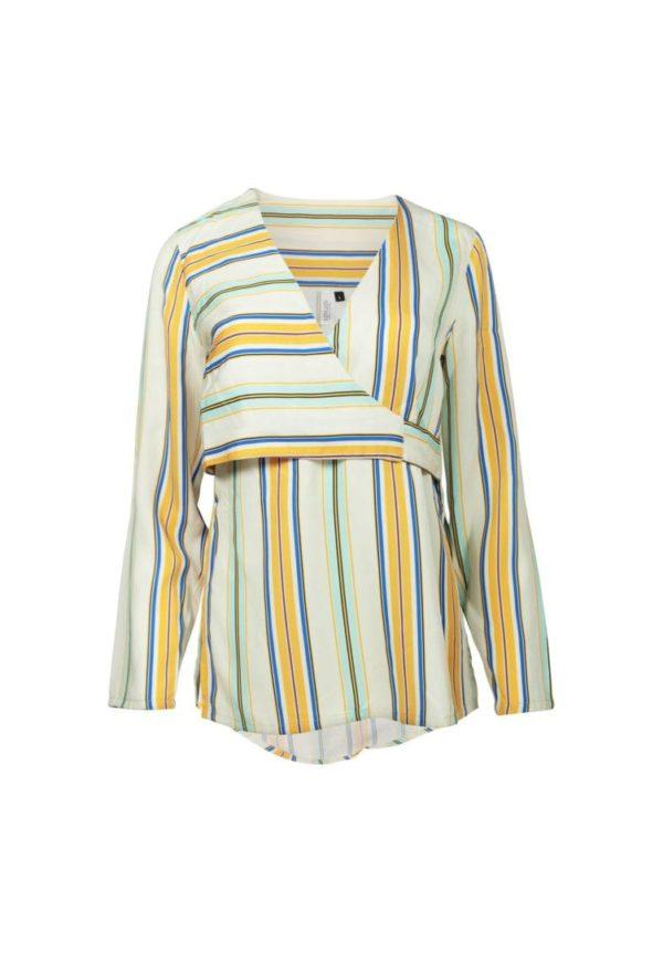 Damen Bluse ALPEDRIZ gestreift von LovJoi