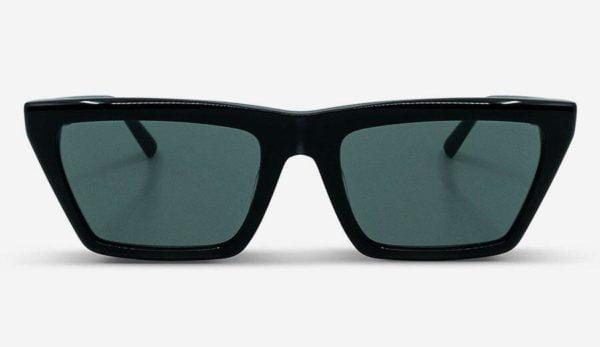 Sonnenbrille Corey Black Unisex von MessyWeekend