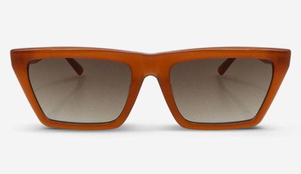 Sonnenbrille Corey Red Unisex von MessyWeekend