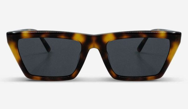 Sonnenbrille Corey Tortoise Unisex von MessyWeekend