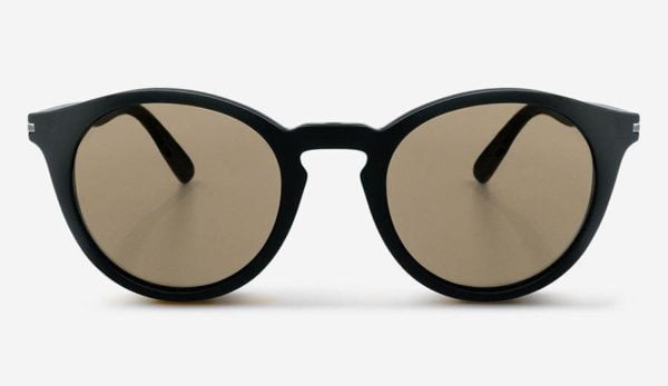 Sonnenbrille Hobbes Black Unisex von MessyWeekend