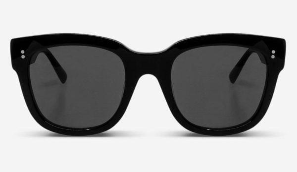 Sonnenbrille Liv Black Unisex von MessyWeekend