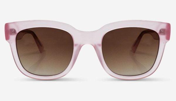 Sonnenbrille Liv Pink Unisex von MessyWeekend