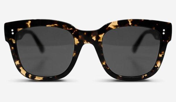 Sonnenbrille Liv Tortoise Unisex von MessyWeekend