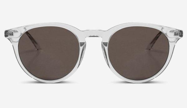 Sonnenbrille New Depp Crystal Brown Unisex von MessyWeekend
