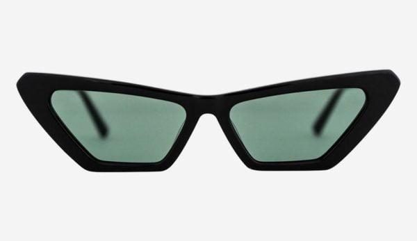Sonnenbrille New Norma Black Unisex von MessyWeekend