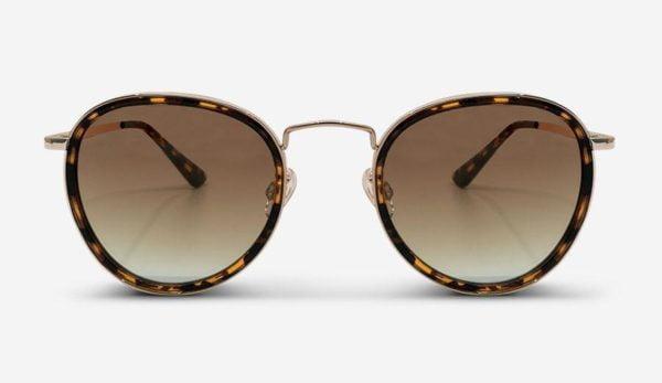 Sonnenbrille Shackleton Gold Unisex von MessyWeekend