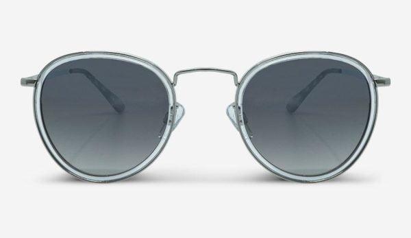 Sonnenbrille Shackleton Silver Unisex von MessyWeekend