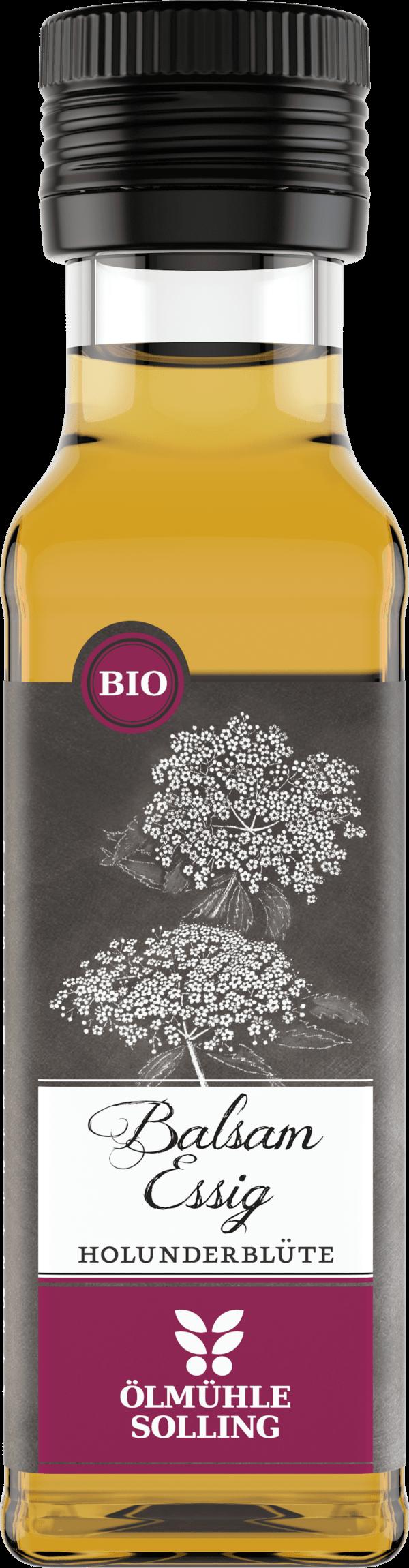 Holunderblüten-Balsamessig 100 ml von Ölmühle Solling