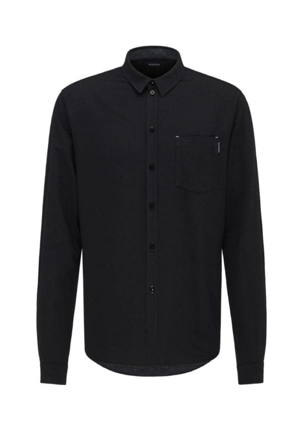 Basic Shirt Black von Recolution