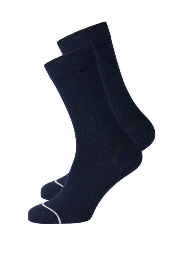 Basic Socks #UNI Navy von Recolution