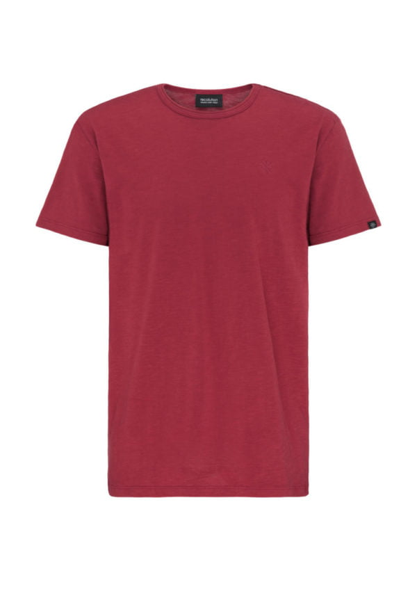 Casual T-Shirt Biking Red von Recolution
