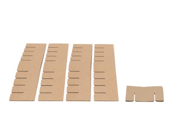 Bett 2.0 Erweiterungsset - natur von Room in a Box