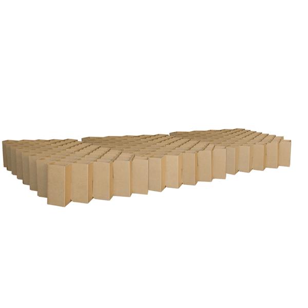 Familienbett - natur von Room in a Box