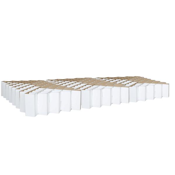 Familienbett - weiß von Room in a Box