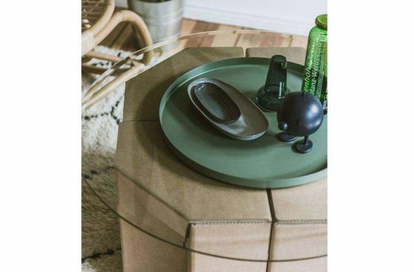 Papphocker / Nachttisch - 4 Stück von Room in a Box