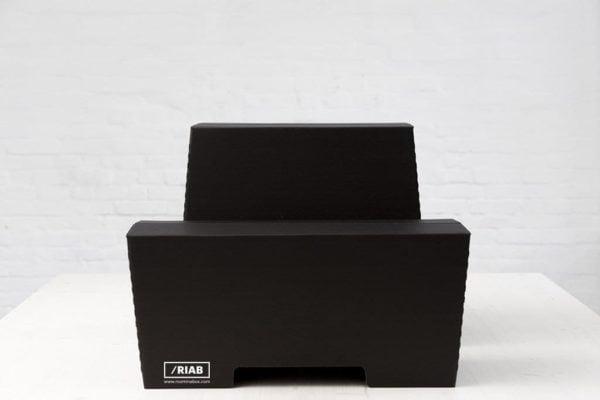 Stehschreibtisch MonKey Desk - M (Körpergröße < 175 cm) / schwarz von Room in a Box