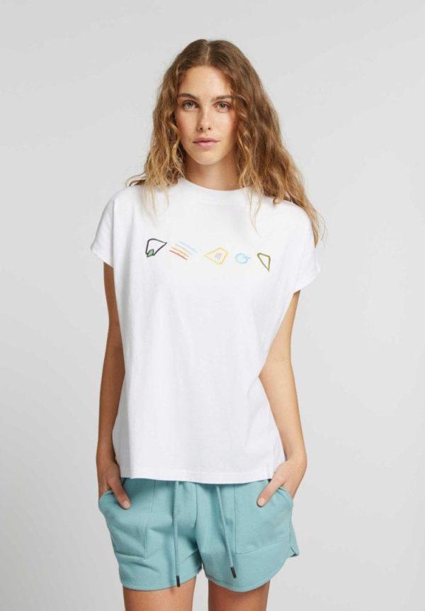 Damen Boxy T-Shirt  von ThokkThokk