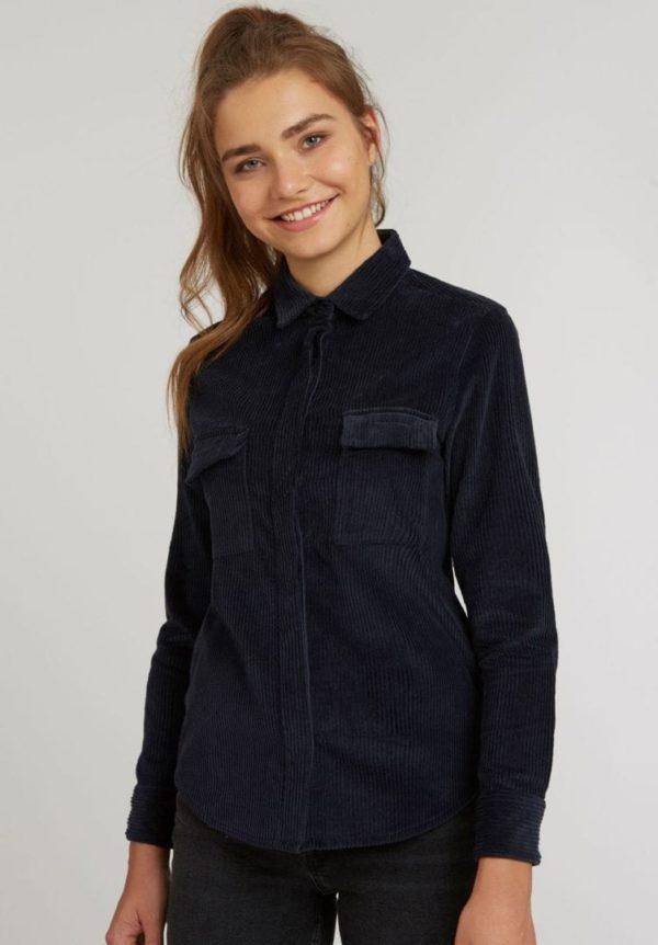 Damen Cord Hemd  von ThokkThokk