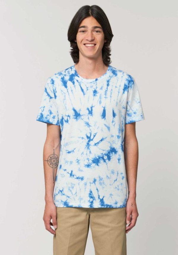 Damen Herren Unisex Batik T-Shirt  von ThokkThokk