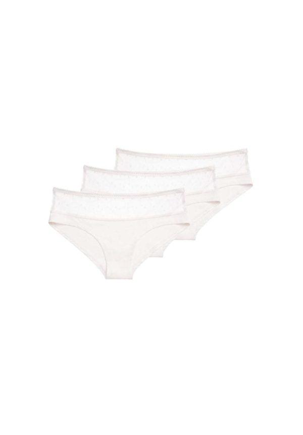 Damen Panty Hellrosa 3er Pack  von ThokkThokk