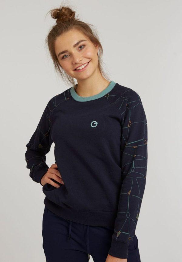 Damen Raglan Sweater  von ThokkThokk