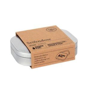 Seifendose – 100% plastikfrei von Hydrophil