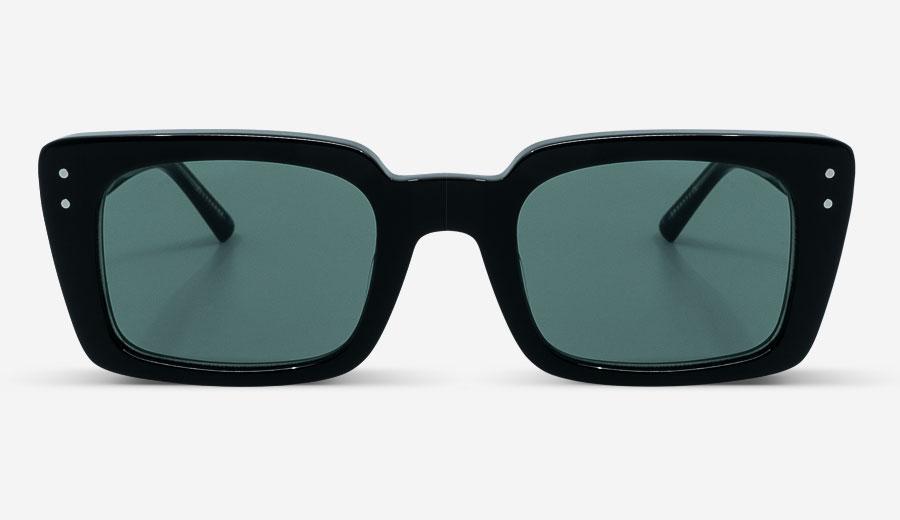 Sonnenbrille Anna Black Unisex von MessyWeekend