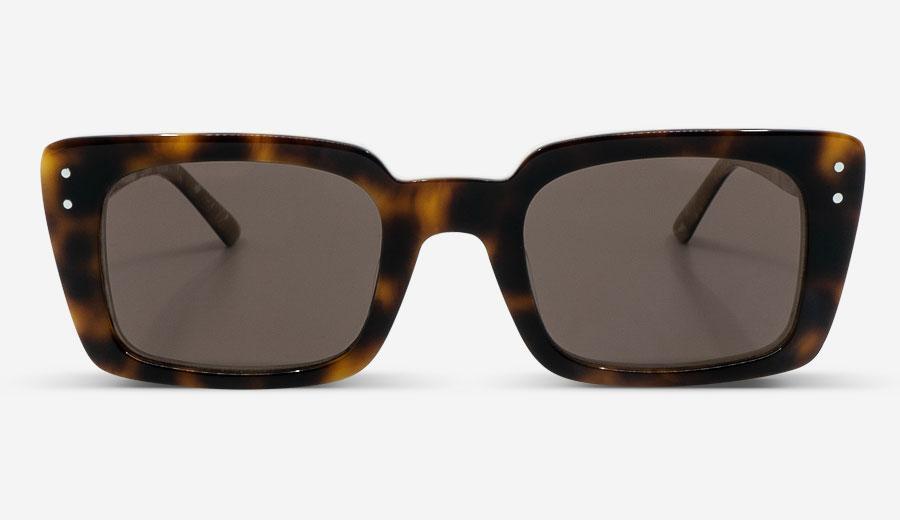 Sonnenbrille Anna Tortoise Unisex von MessyWeekend