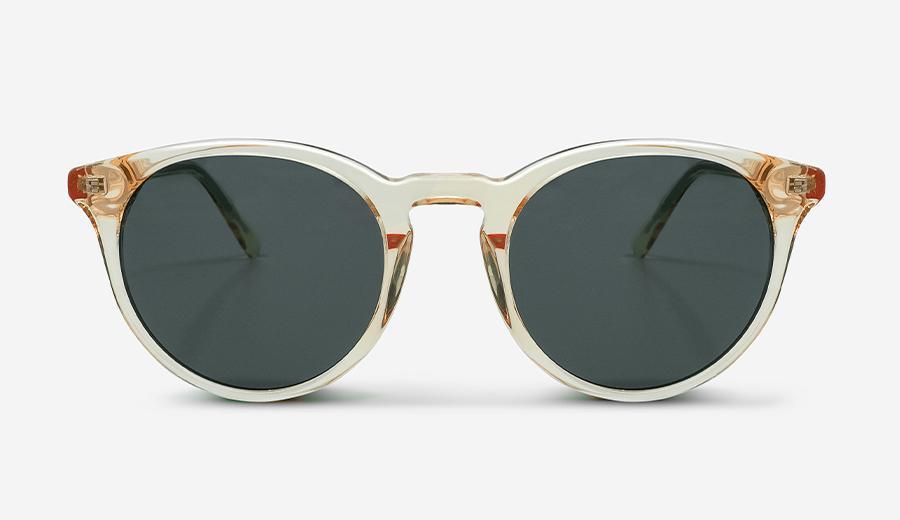 Sonnenbrille Depp Champagne Unisex von MessyWeekend