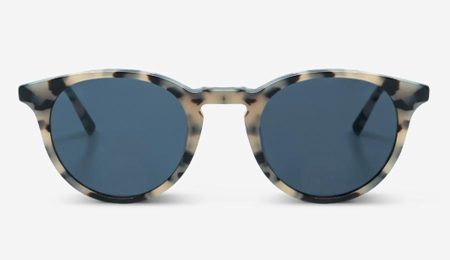 Sonnenbrille Depp Snow Leopard Unisex von MessyWeekend