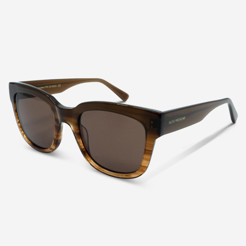 Sonnenbrille Liv Horn Unisex von MessyWeekend