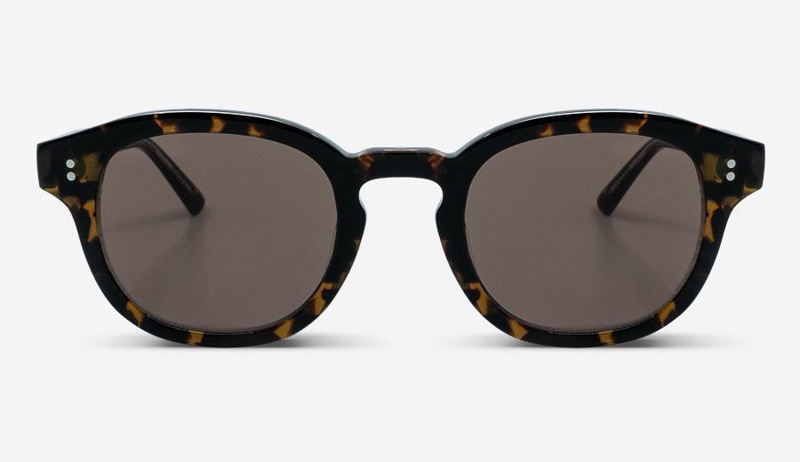 Sonnenbrille Roe Tortoise Unisex von MessyWeekend