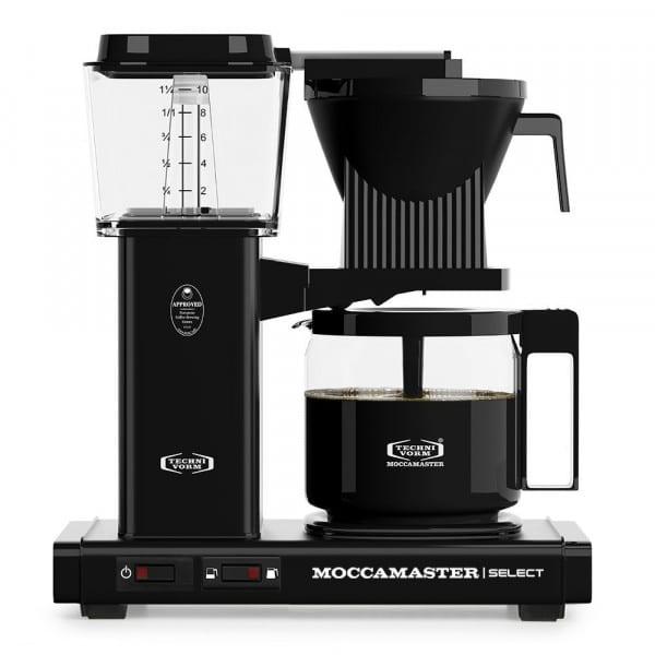 KBG Select Filterkaffeemaschine schwarz von Moccamaster