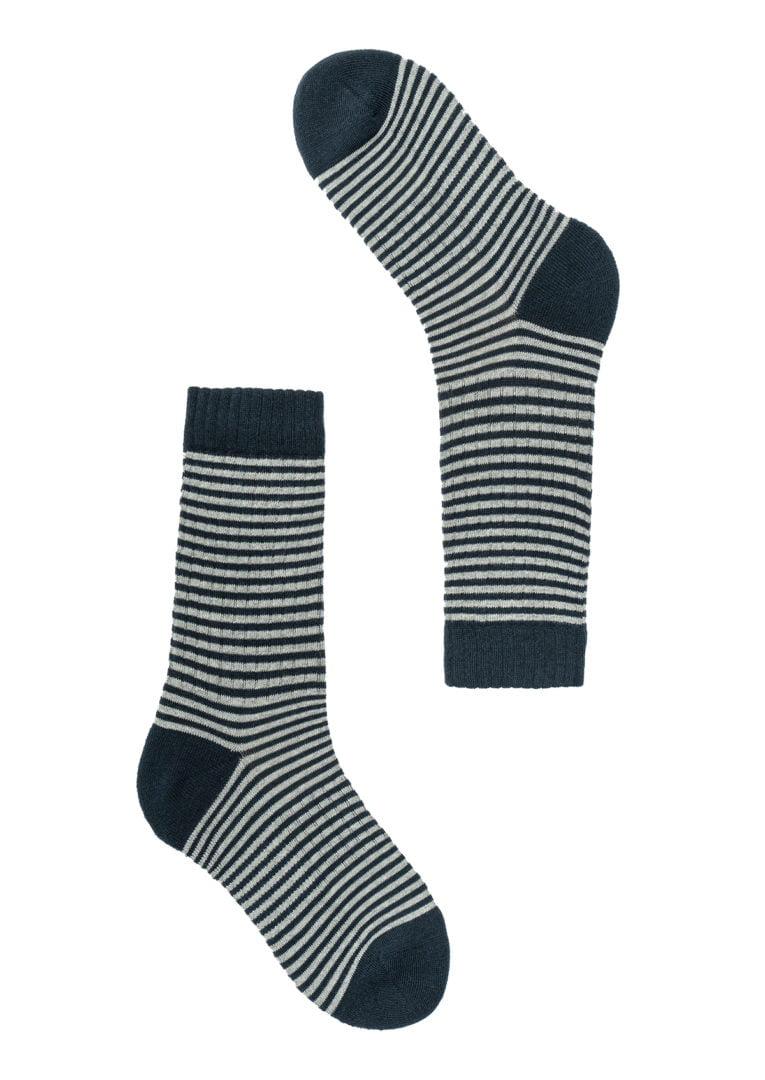 Socks PALO Navy / Grey von Recolution