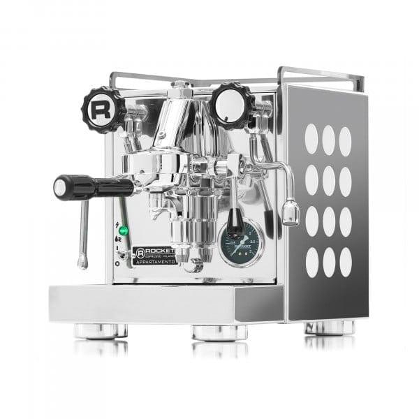 Rocket Appartamento Espressomaschine weiß von Rocket Espresso Milano