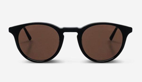 Sonnenbrille Depp Black Unisex von MessyWeekend