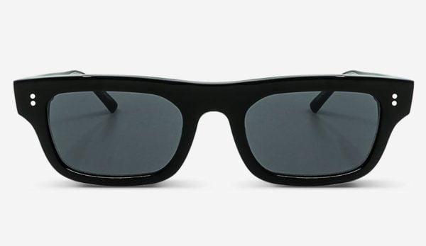 Sonnenbrille Dylan Black Unisex von MessyWeekend