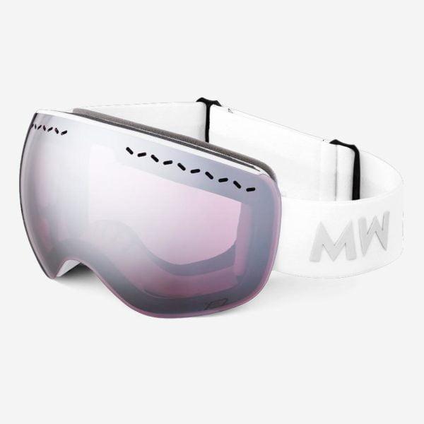 Skibrille Float Ii Xe2 Green Revo White Unisex von MessyWeekend