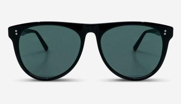 Sonnenbrille Louie New Black Unisex von MessyWeekend