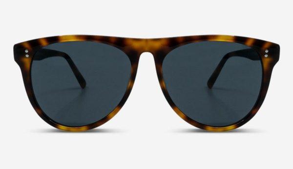 Sonnenbrille Louie New Tortoise Unisex von MessyWeekend